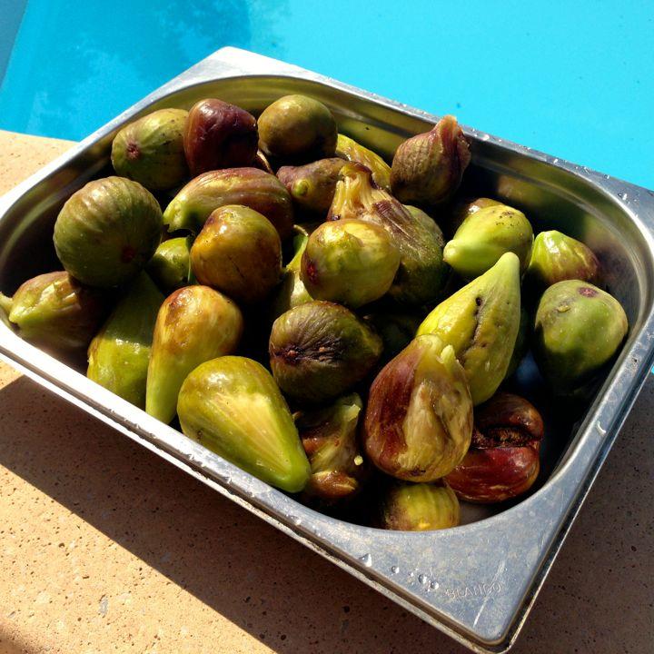 Tarte aux figues caram lis es au miel papa en cuisine - Cuisiner figues fraiches ...