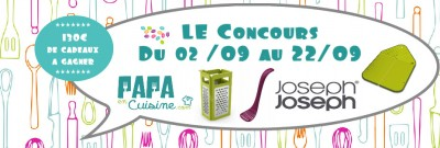 Concours Joseph Joseph