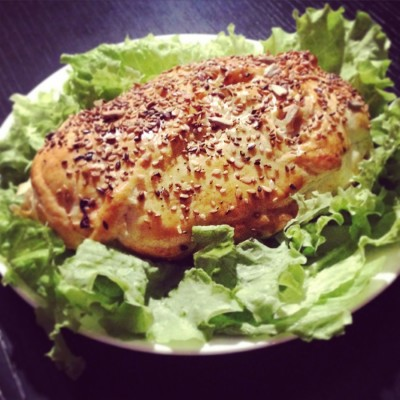 Empanada de poulet
