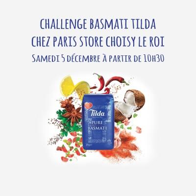Challenge Basmati Tilda